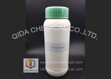 Bromure chimique CAS matériel essentiel 7789-41-5 de calcium de brome de forage de pétrole fournisseur